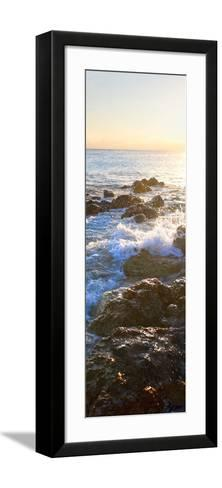 Bimini Coastline II-Susan Bryant-Framed Art Print