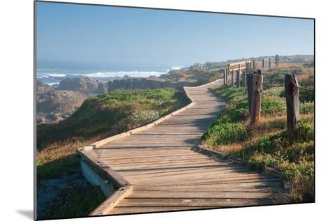Boardwalk-Dennis Frates-Mounted Photographic Print