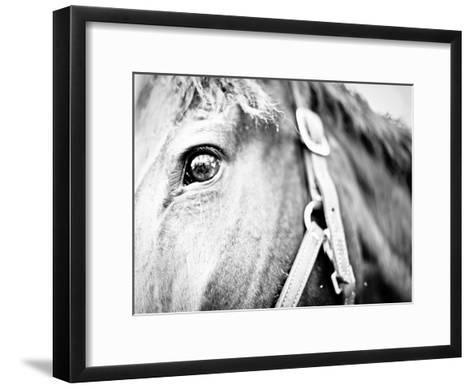 Horseback Riding I-Susan Bryant-Framed Art Print