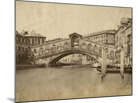 Venice-Giacomo Brogi-Mounted Photographic Print