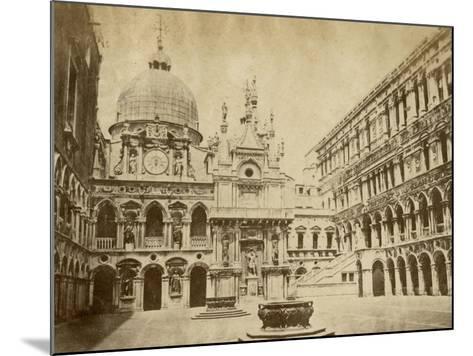 Doge's Palace-Giacomo Brogi-Mounted Photographic Print