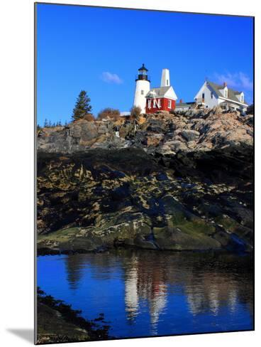 Pemaquid Point II-Jason Veilleux-Mounted Photographic Print