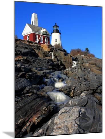 Pemaquid Point I-Jason Veilleux-Mounted Photographic Print