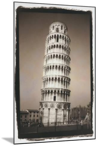 Leaning Tower of Pisa-Theo Westenberger-Mounted Photographic Print