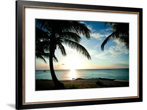 Sun Downer-Susan Bryant-Framed Art Print