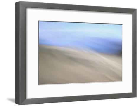 Moved Landscape 6047-Rica Belna-Framed Art Print