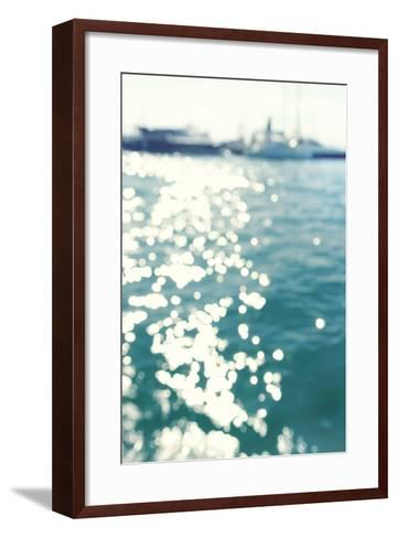 North Eastern Coastal II-Sarah Gardner-Framed Art Print