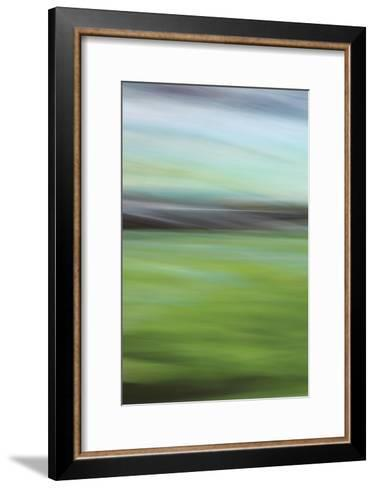 Moved Landscape 6481-Rica Belna-Framed Art Print