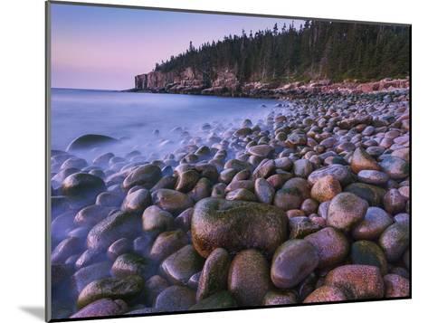 Maine Acadia-Yiming Hu-Mounted Photographic Print