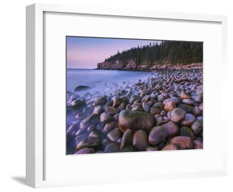 Maine Acadia-Yiming Hu-Framed Art Print