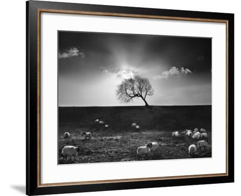 The Gathering-Martin Henson-Framed Art Print