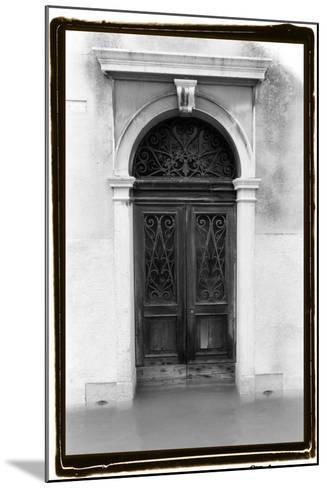 Venetian Doorways I-Laura Denardo-Mounted Photographic Print