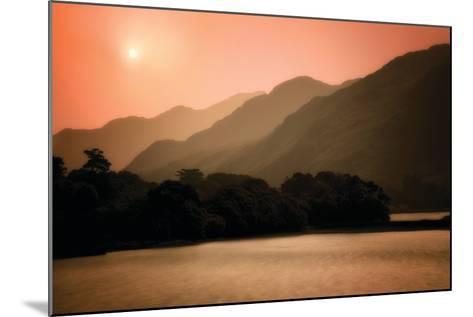 Peach Dream-Dennis Frates-Mounted Photographic Print