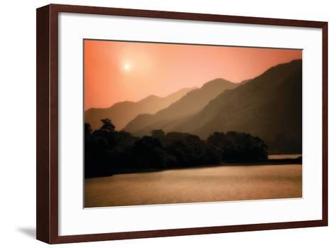Peach Dream-Dennis Frates-Framed Art Print