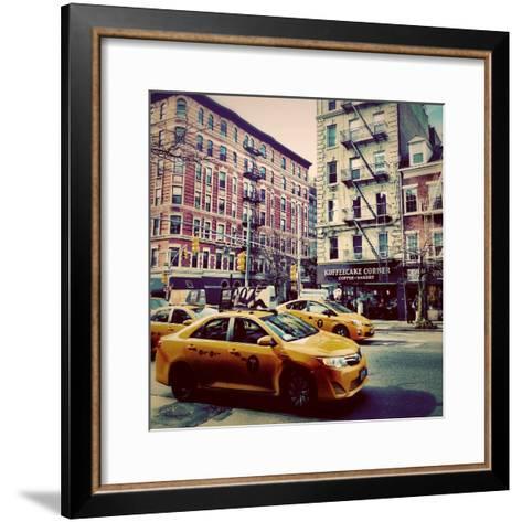 Coffee Break-Acosta-Framed Art Print