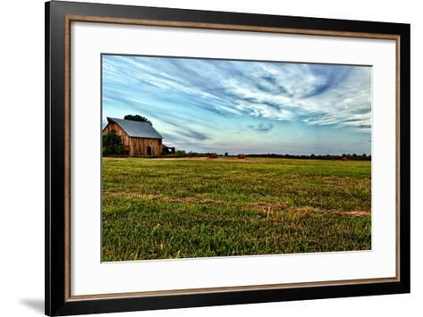 Home Again-Robert Jones-Framed Art Print