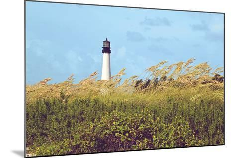 Lighthouse View-Gail Peck-Mounted Photographic Print