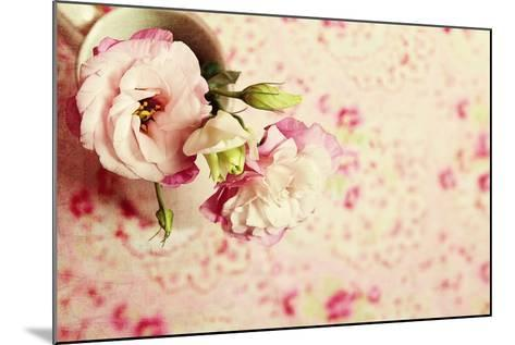 A Cup of Romance-Sarah Gardner-Mounted Photographic Print