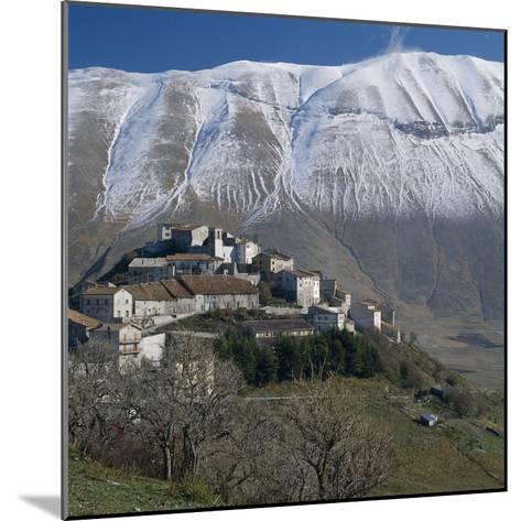 Castelluccio. Umbria-Joe Cornish-Mounted Photographic Print