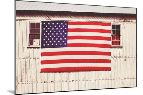 American Barn-Gail Peck-Mounted Photographic Print