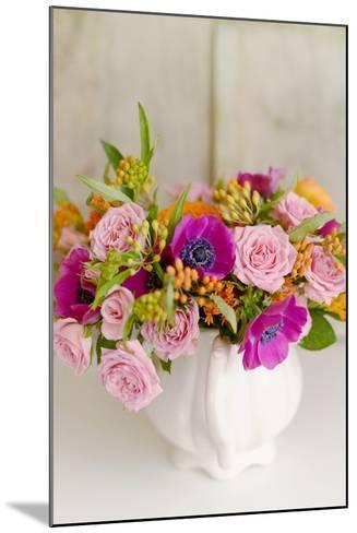 Radiant Bouquet-Sarah Gardner-Mounted Photographic Print