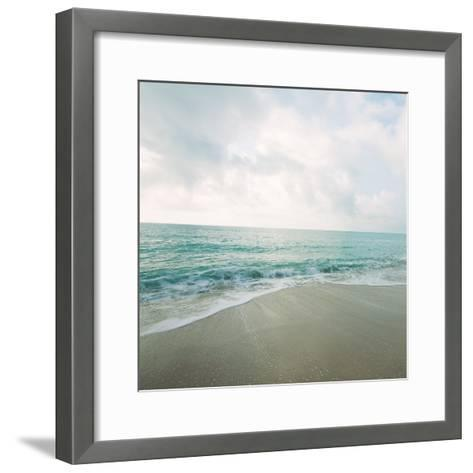 Beach Scene II-Susan Bryant-Framed Art Print