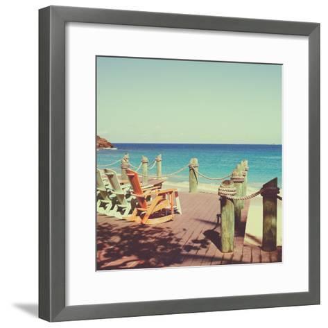 On Deck I-Susan Bryant-Framed Art Print