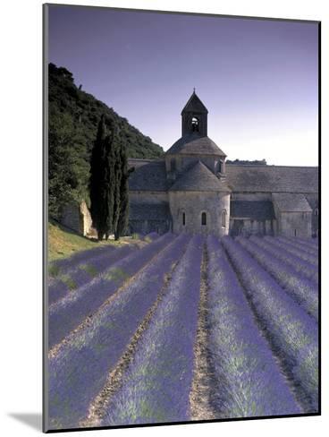 Abbey De Senanque, Provence, France-Marcel Malherbe-Mounted Photographic Print