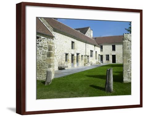 Jouvieux-Richard Powers-Framed Art Print