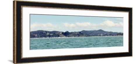 European Coast-Anna Coppel-Framed Art Print
