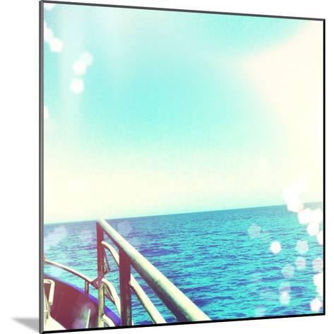 On the Horizon-Acosta-Mounted Photographic Print