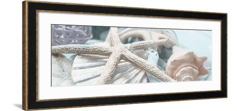Gold Seashells I-Susan Bryant-Framed Art Print