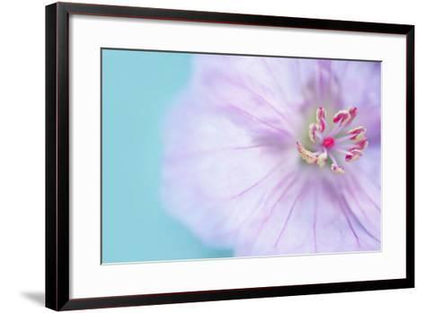 The Heart of a Flower-Sarah Gardner-Framed Art Print