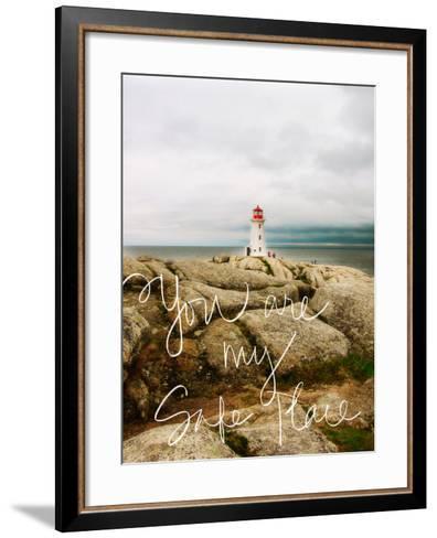 Safe Place-Susan Bryant-Framed Art Print