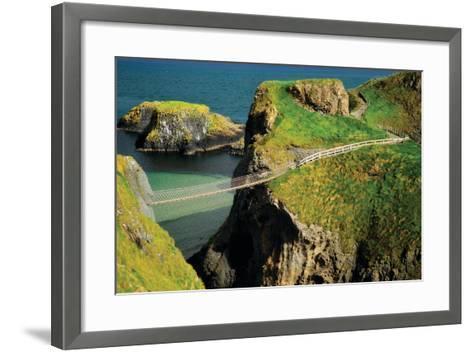 Bridge Ridge IV-Dennis Frates-Framed Art Print