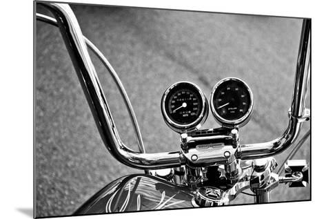 Harley Davidson Handlebars--Mounted Photo