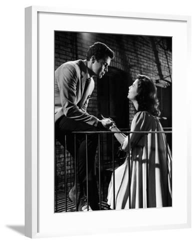 West Side Story--Framed Art Print