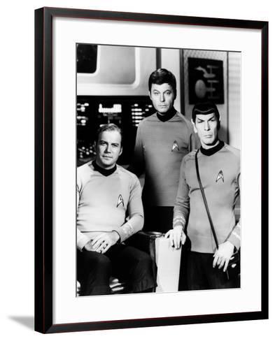 Star Trek--Framed Art Print