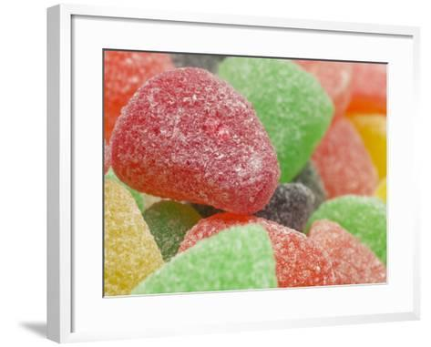 Sugar-Coated Gumdrops--Framed Art Print