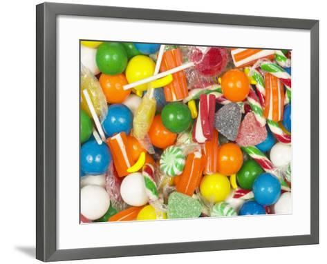 Mixed Candies--Framed Art Print
