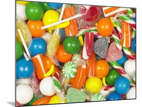Mixed Candies--Mounted Photographic Print