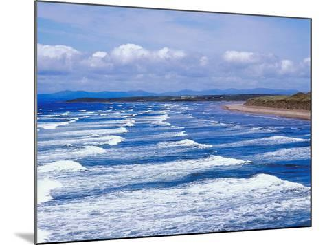 Ocean Waves--Mounted Photographic Print