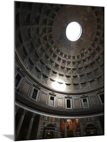 Dome of the Pantheon--Mounted Photographic Print