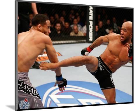 UFC on FOX: Jan 26, 2013 - Demetrious Johnson vs John Dodson-Josh Hedges-Mounted Photo