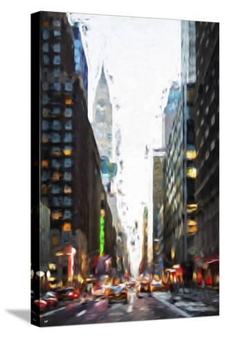 Early Evening - In the Style of Oil Painting-Philippe Hugonnard-Stretched Canvas Print