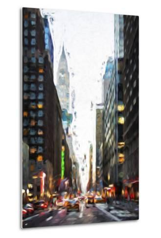 Early Evening - In the Style of Oil Painting-Philippe Hugonnard-Metal Print