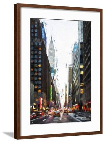 Early Evening - In the Style of Oil Painting-Philippe Hugonnard-Framed Art Print