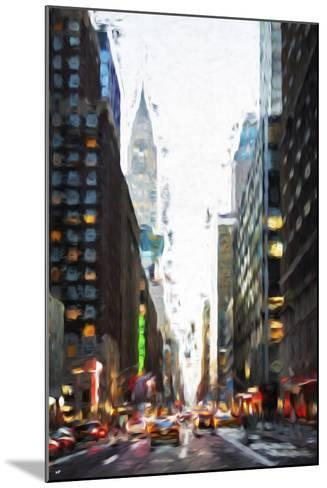 Early Evening - In the Style of Oil Painting-Philippe Hugonnard-Mounted Giclee Print