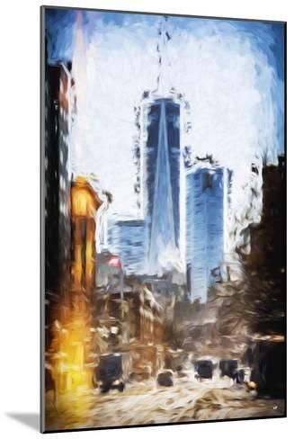 World Trade - In the Style of Oil Painting-Philippe Hugonnard-Mounted Giclee Print