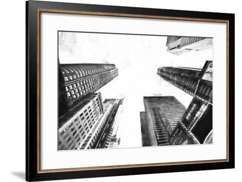 More Flavor in Times Square-Philippe Hugonnard-Framed Art Print